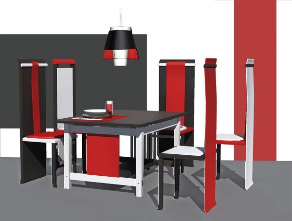 Эскизный проект комплекта мебели «Кази-мир»