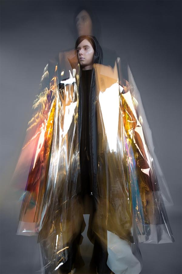 Проект «Аннигиляция» с элементами трансформации в костюме