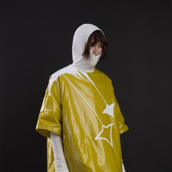 Разработка принтов для коллекции молодежной одежды «Полет с Миядзаки»