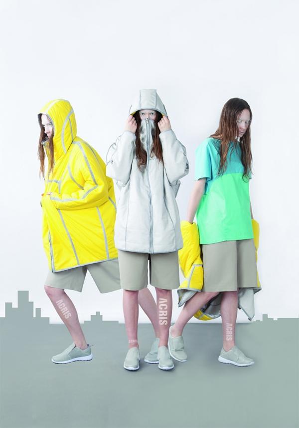 Коллекция молодежной одежды с использованием приёмов маскировки и трансформации